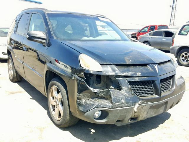 click here to view 2005 PONTIAC AZTEK at IBIDSAFELY