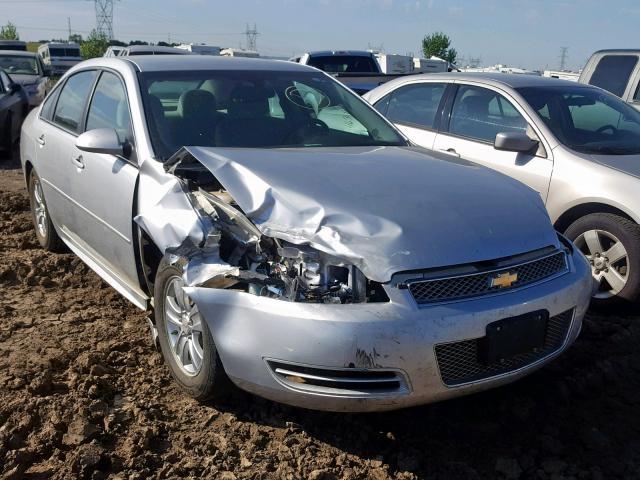 2013 Chevrolet Impala Ls 3.6L