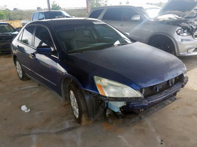 2004 Honda Accord Lx 2.4L