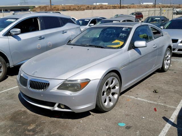 2005 BMW  645 CI AUTO