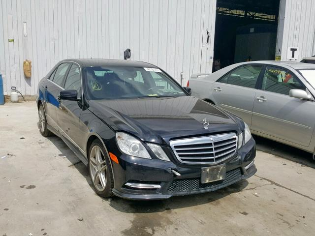 2013 Mercedes-Benz E 350 4matic en venta en York Haven, PA