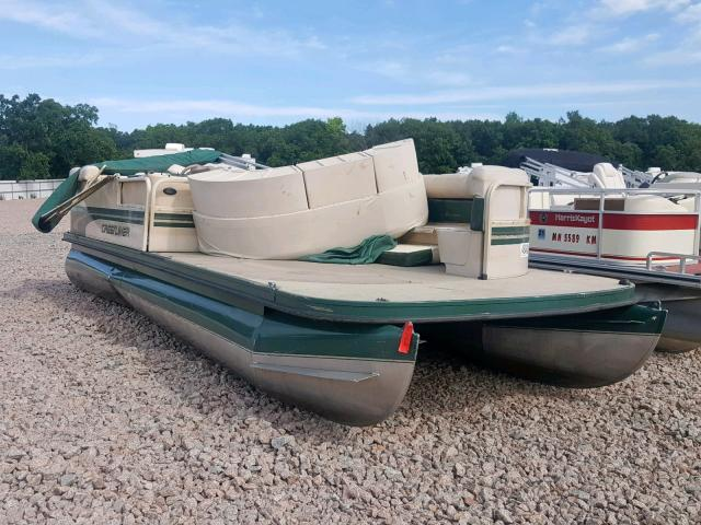 2000 Crestliner Pontoon for sale in Avon, MN