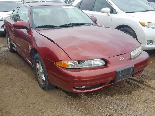 auto auction ended on vin 1g3nl12ex1c250793 2001 oldsmobile alero gl in il peoria autobidmaster