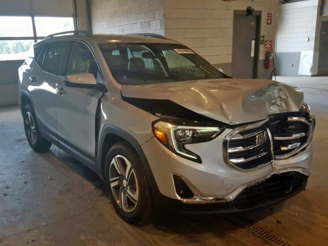 click here to view 2019 GMC TERRAIN SL at IBIDSAFELY