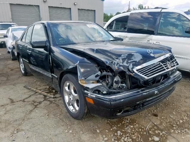 Salvage 1999 Mercedes-Benz E 430 for sale