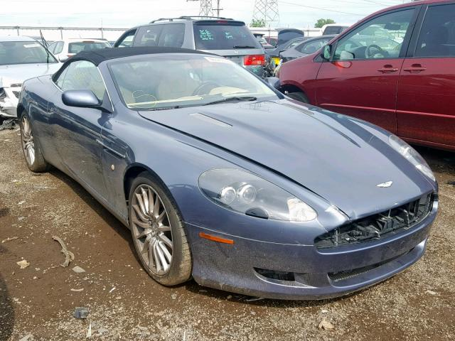 click here to view 2006 ASTON MARTIN DB9 VOLANT at IBIDSAFELY