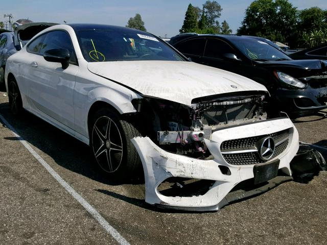click here to view 2017 MERCEDES-BENZ C 300 at IBIDSAFELY