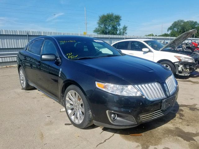 2010 Lincoln MKS 3 7L 6 for Sale in Des Moines IA - Lot: 46614369