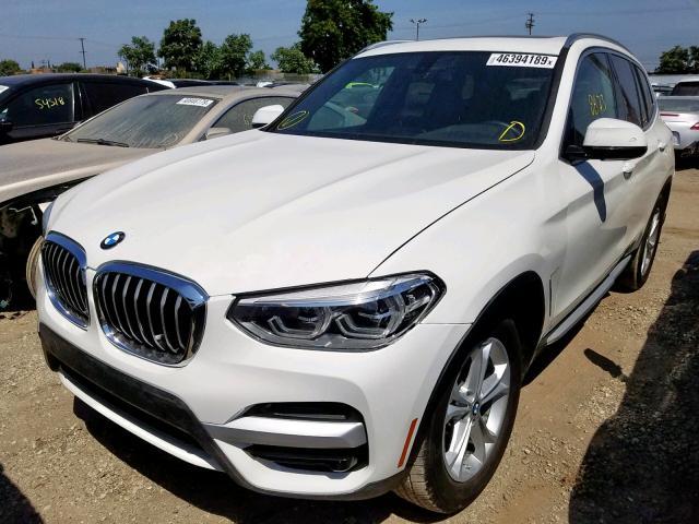 2019 BMW  X3 SDRIVE3