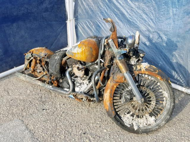 Salvage 2011 Harley-Davidson FLHTCU for sale