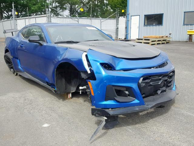 click here to view 2018 CHEVROLET CAMARO ZL1 at IBIDSAFELY