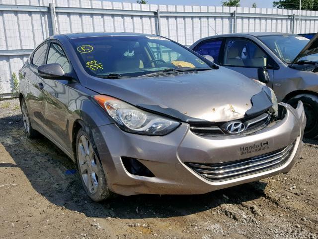 2011 Hyundai Elantra Gl 1.8L
