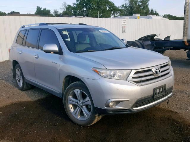 2013 Toyota Highlander For Sale >> 2013 Toyota Highlander 3 5l 6 For Sale In Billings Mt Lot 46254139