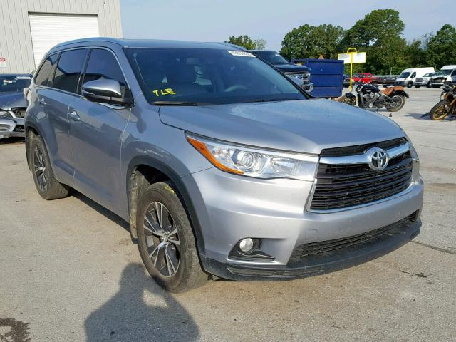 click here to view 2016 TOYOTA HIGHLANDER at IBIDSAFELY