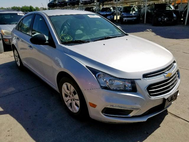 click here to view 2015 CHEVROLET CRUZE LS at IBIDSAFELY