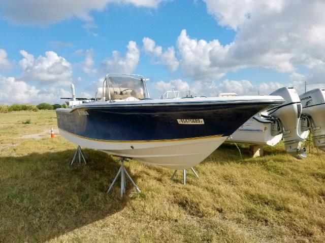 Salvage 2003 Polaris BOAT for sale