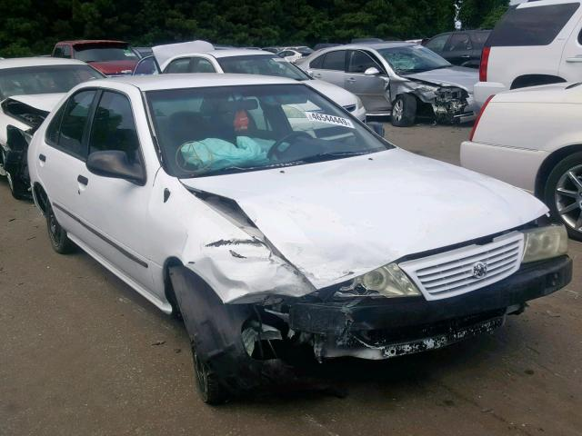 Nissan salvage cars for sale: 1997 Nissan Sentra XE