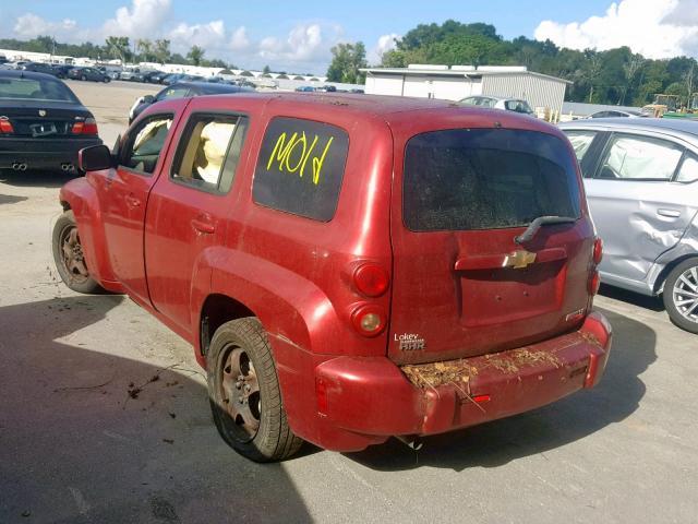 2010 Chevrolet Hhr Lt 2 2l 4 For Sale In Apopka Fl Lot 46639099