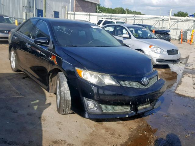Salvage cars for sale from Copart Montgomery, AL: 2012 Toyota Camry Base