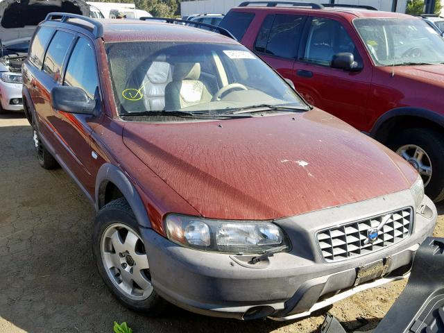 click here to view 2002 VOLVO V70 XC at IBIDSAFELY