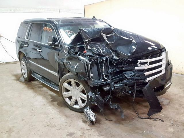 click here to view 2017 CADILLAC ESCALADE L at IBIDSAFELY