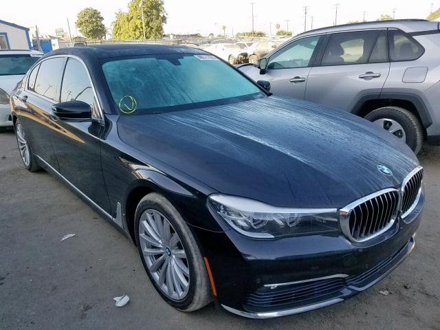 click here to view 2016 BMW 740 I at IBIDSAFELY
