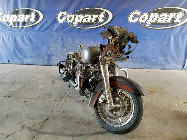 Salvage cars for sale from Copart Albuquerque, NM: 2015 Harley-Davidson Fltruse CV