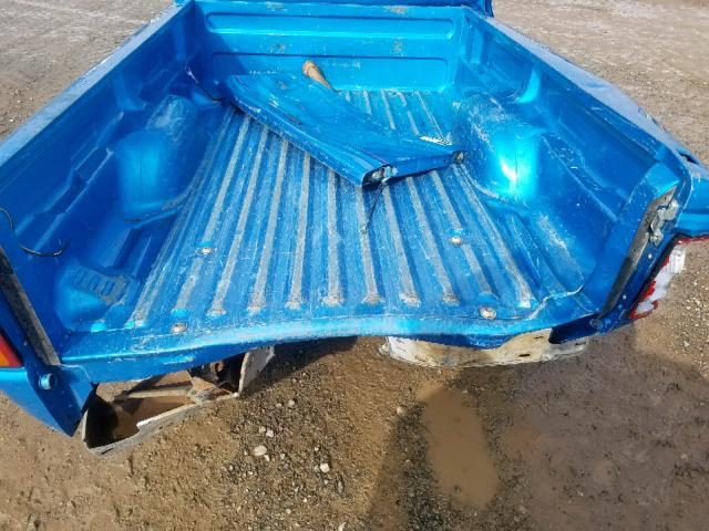 1993 Ford Ranger Electric Blue