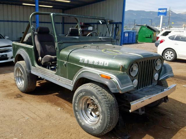 1983 Jeep Jeep Cj7 4 2L 6 for Sale in Colorado Springs CO - Lot: 46674569