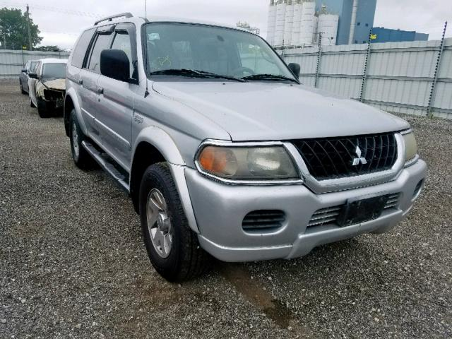 click here to view 2002 MITSUBISHI MONTERO SP at IBIDSAFELY