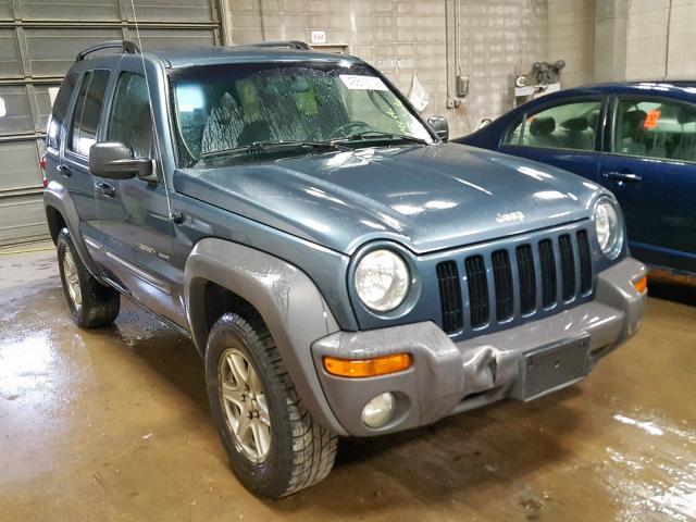 2002 Jeep Liberty Sp 3.7L