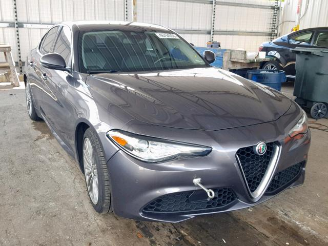 click here to view 2017 ALFA ROMEO GIULIA TI at IBIDSAFELY