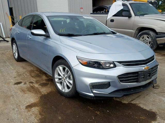 2017 Chevrolet Malibu Hybrid For Sale At Copart Rogersville