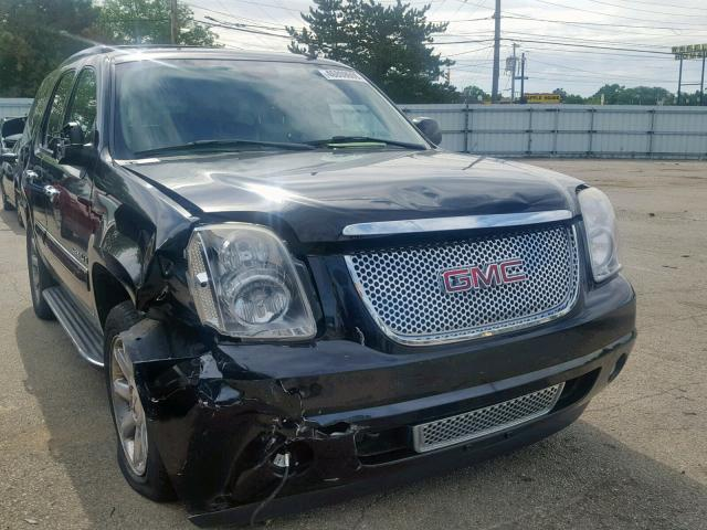 Salvage 2007 GMC YUKON DENA for sale