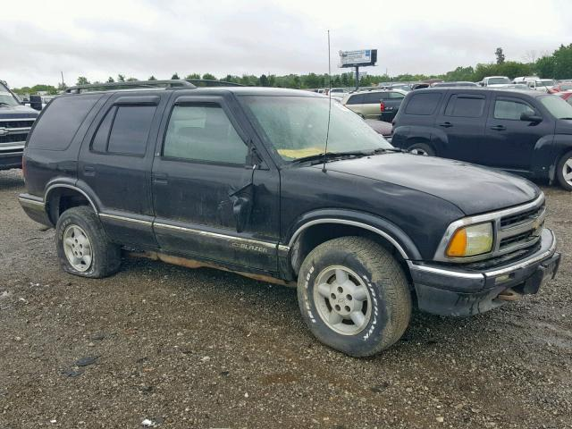 auto auction ended on vin 1gndt13wxt2291069 1996 chevrolet blazer in in indianapolis 1gndt13wxt2291069 1996 chevrolet blazer
