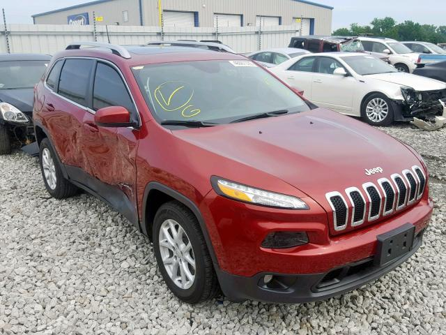 click here to view 2017 JEEP CHEROKEE L at IBIDSAFELY