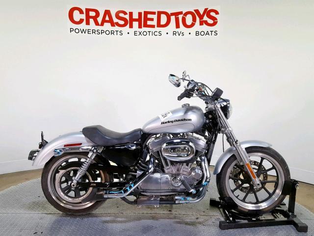 Salvage 2015 Harley-Davidson XL883 SUPER for sale