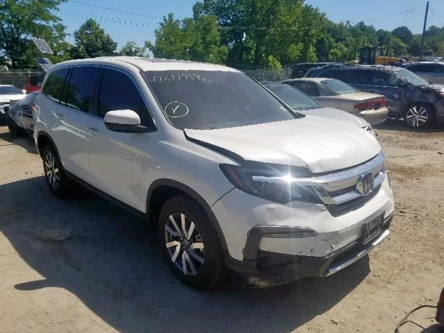 click here to view 2019 HONDA PILOT EXL at IBIDSAFELY