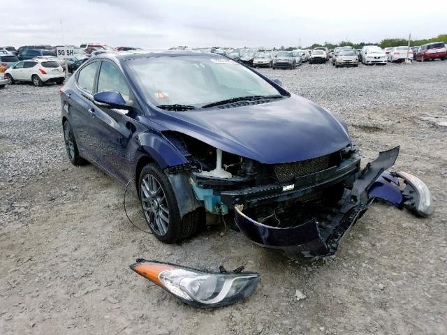 2013 Hyundai Elantra Gl 1.8L