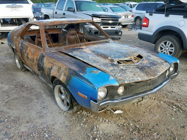 click here to view 1970 AMERICAN MOTORS AMX at IBIDSAFELY