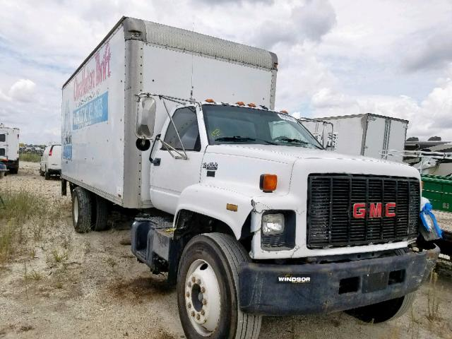1994 GMC Topkick C7 6 for Sale in Grand Prairie TX - Lot: 46981089