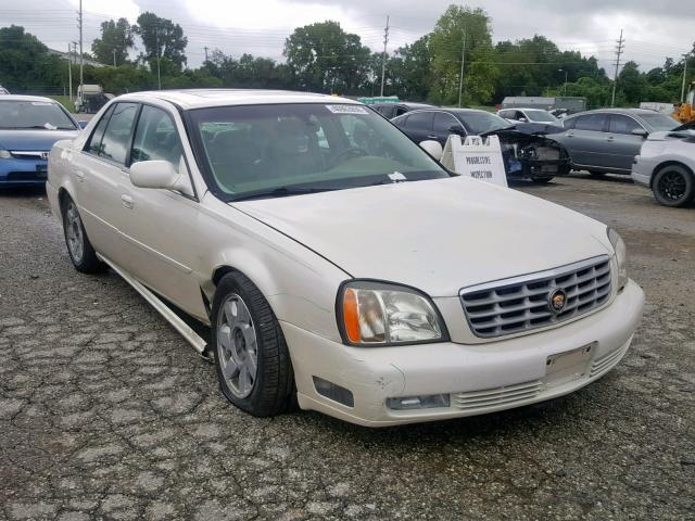click here to view 2002 CADILLAC DEVILLE DT at IBIDSAFELY