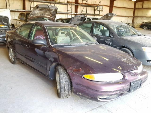 click here to view 2004 OLDSMOBILE ALERO GLS at IBIDSAFELY