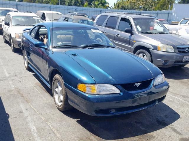 1995 Ford Mustang Gt 5 0L 8 for Sale in Vallejo CA - Lot: 46566049