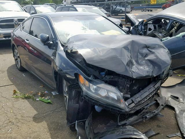 Honda Accord LX salvage cars for sale: 2013 Honda Accord LX
