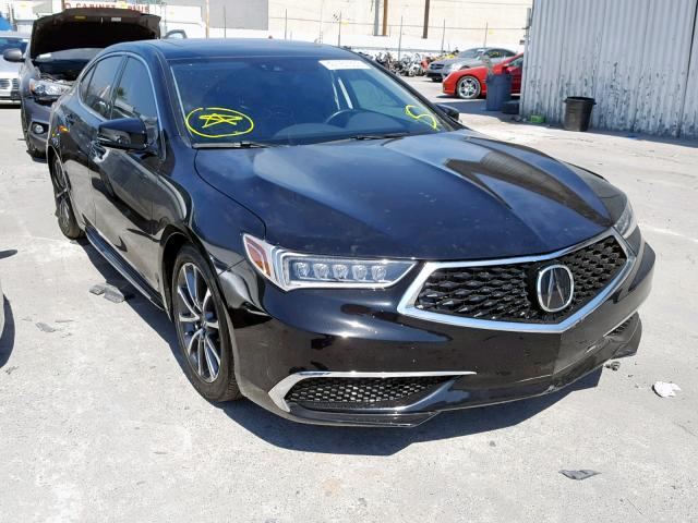 click here to view 2018 ACURA TLX TECH at IBIDSAFELY