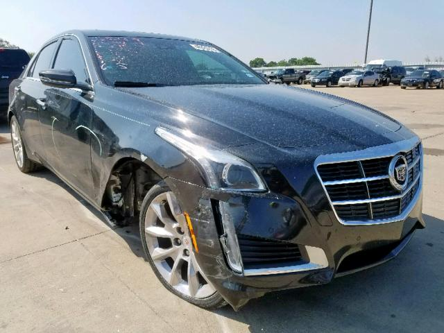 2014 Cadillac Cts Perfor 3.6L
