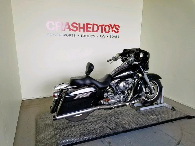 Salvage 2006 Harley-Davidson FLHXI for sale