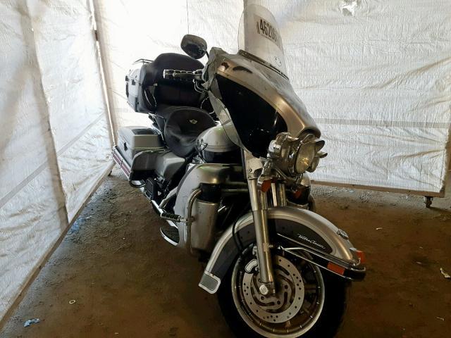 Salvage 2003 Harley-Davidson FLHTCUI AN for sale