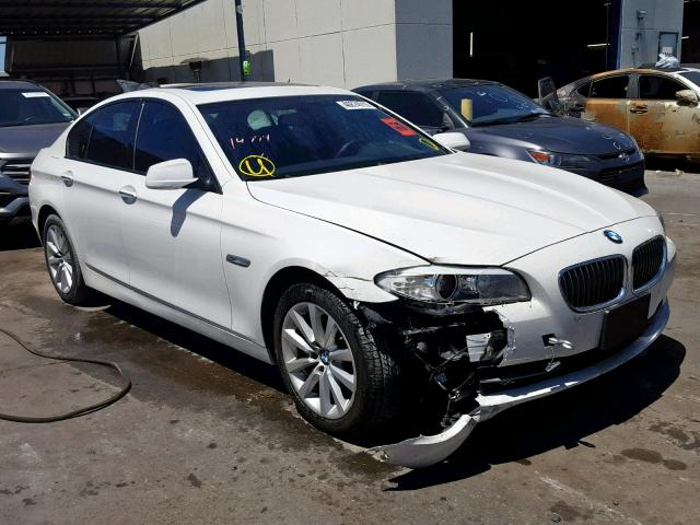 Salvage 2012 BMW 528 I for sale